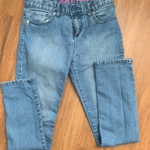 Girls jeans size 10